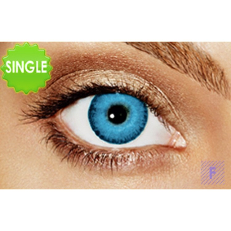 Freshlook Dimensions Pacific Blue Med Styrka, SINGLE