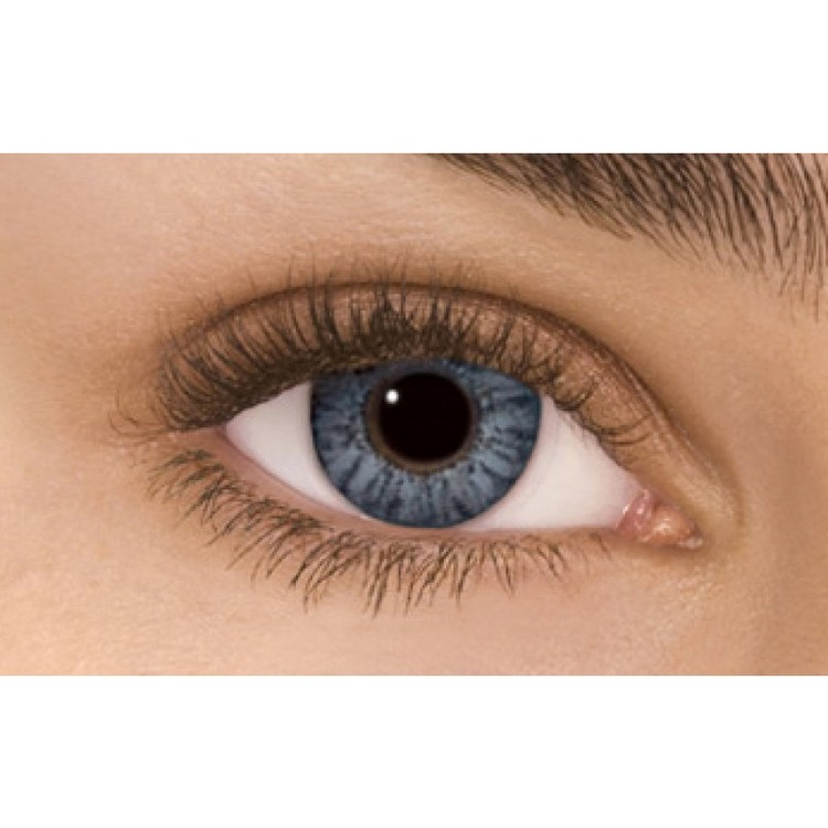 Freshlook Colorblends Sterling Grey Med Styrka