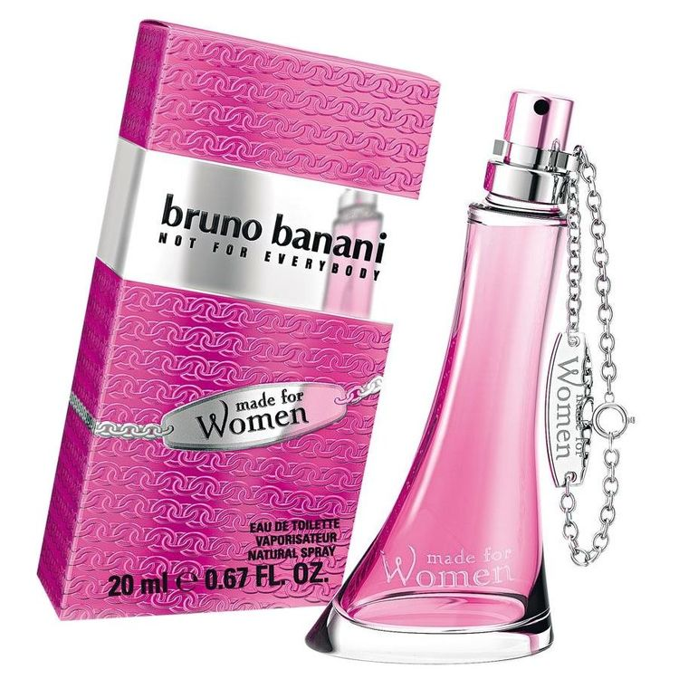 Bruno Banani Made For Women 20ml