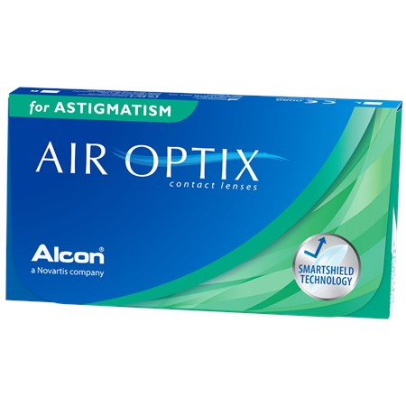 Air Optix Aqua, 6-pack