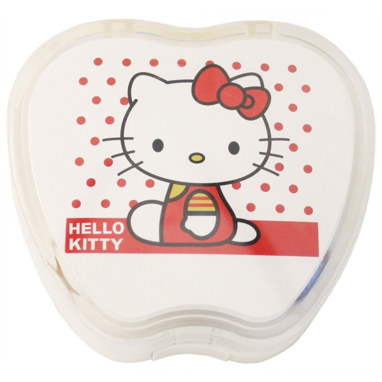 Hello Kitty Lens container