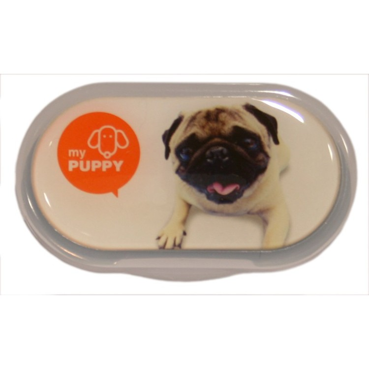 My Puppy Lens container