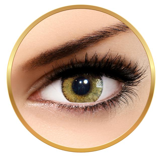 Solotica Natural Colors Avela årslinser utan styrka