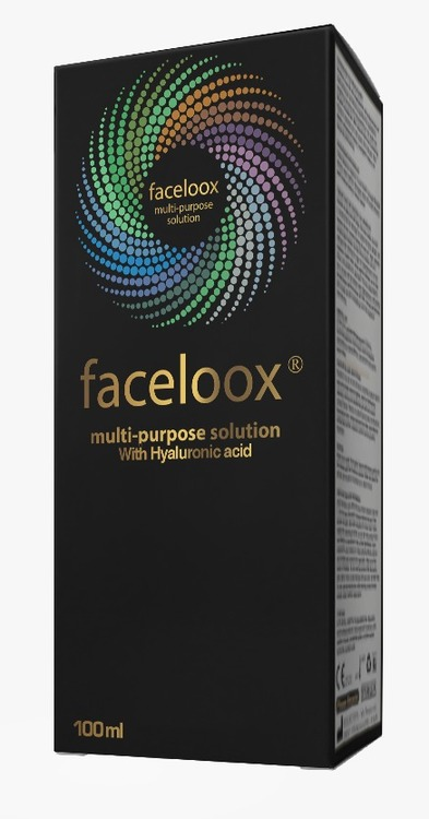 Faceloox solution 100 ml