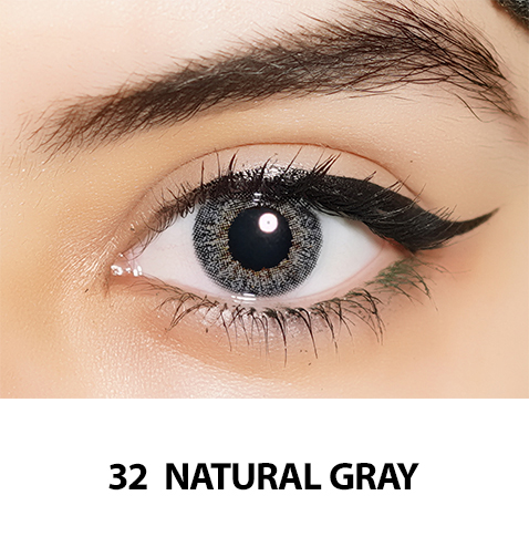 32- Faceloox Natural Royal Grey 1-day utan styrka 10 Pack