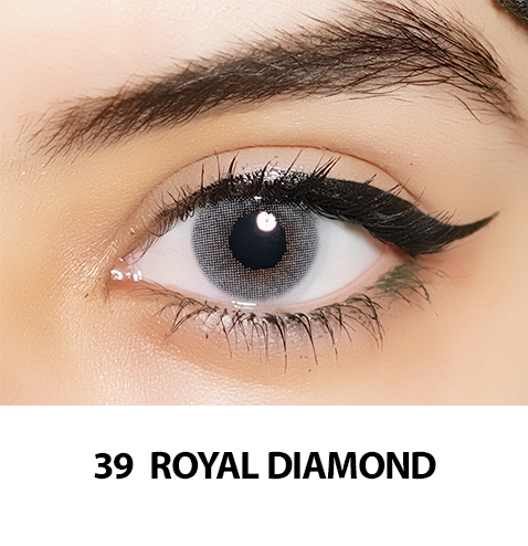 39-Faceloox Royal Diamond One Day utan styrka ett par