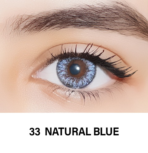 33- Faceloox Royal Blue 1- day utan styrka box 10 st