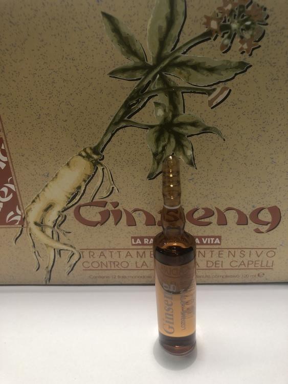 Ginseng hår tonic