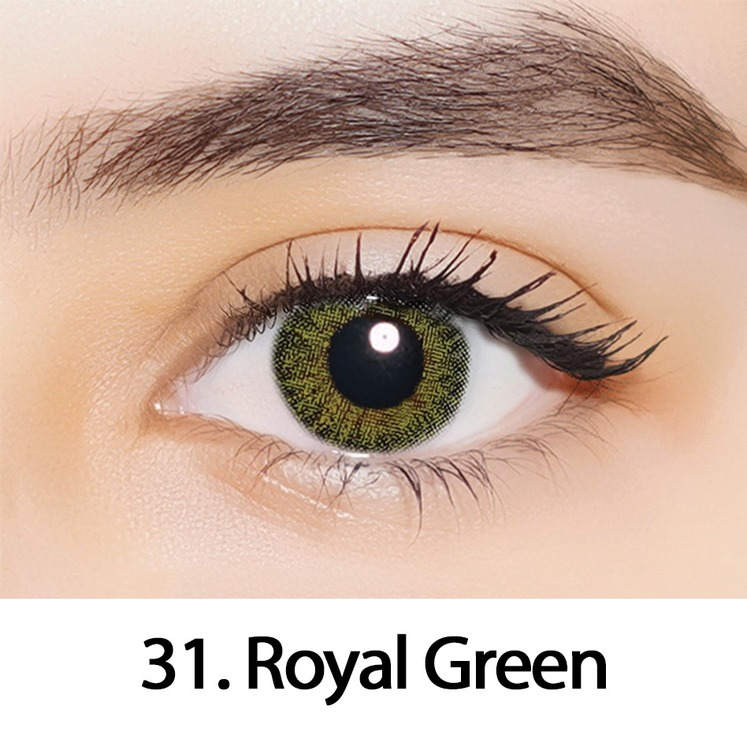 31 Faceloox Royal Green Utan Styrka