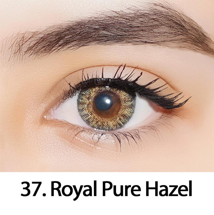 37 Faceloox Royal Pure Hazel Utan Styrka