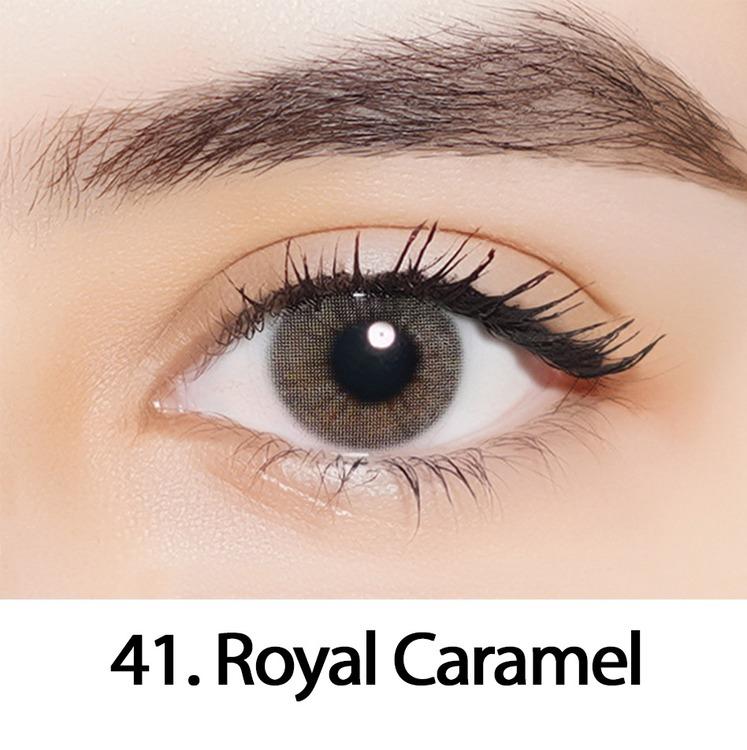 41 Faceloox Royal Caramel Utan Styrka