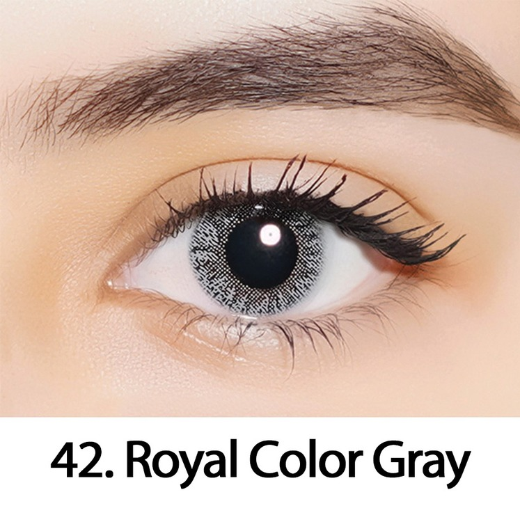 42  Faceloox Royal Color Grey Utan Styrka