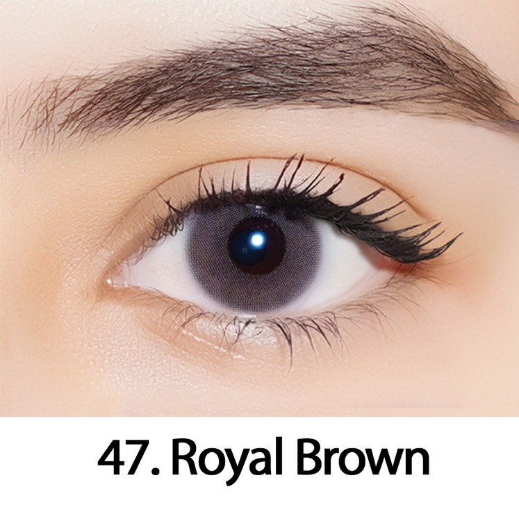 47 Faceloox Royal Brown Utan Styrka
