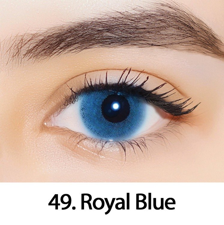 49  Faceloox Royal Blue Utan Styrka