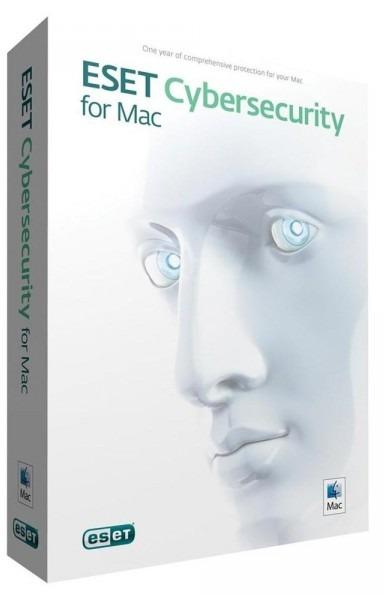 ESET Cyber Security MAC 1 år, 1 användare