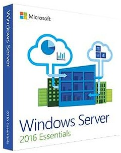 Microsoft Windows Server 2016 Essentials Sve (64-bit OEM)