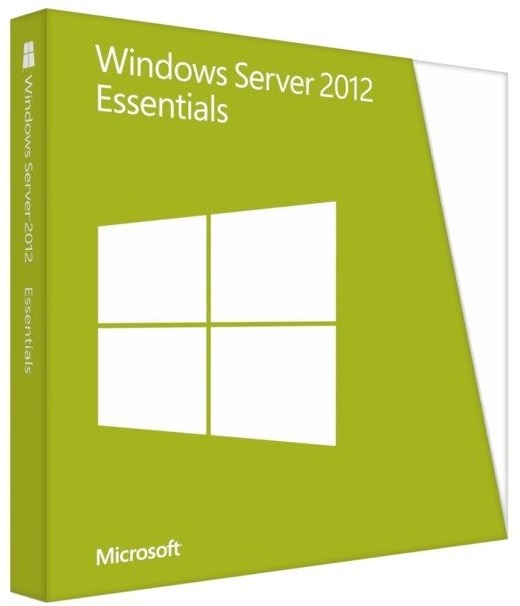 Microsoft Windows Server 2012 R2 Essentials 2 CPU Sve (64-bit OEM)