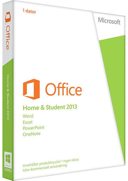 Microsoft Office Hem & Student 2013