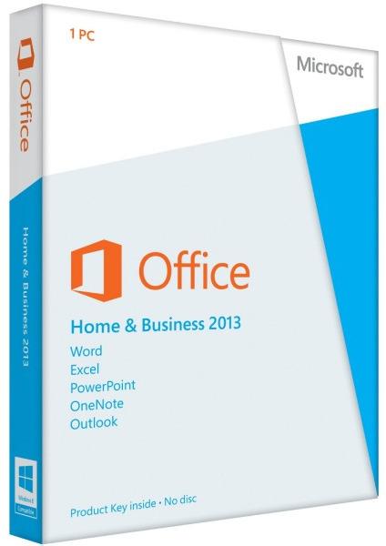 Microsoft Office Hem & Företag 2013