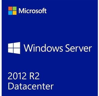 Microsoft Windows Server 2012 R2 Datacenter 2 CPU Eng (64-bit OEM)