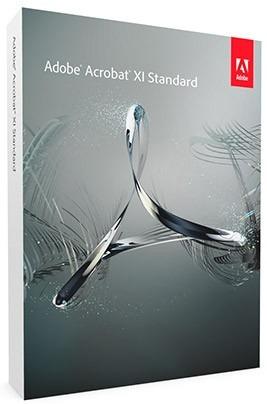 Adobe Acrobat XI Standard för Windows