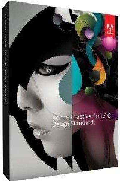 Adobe Creative Suite CS6 Design Standard