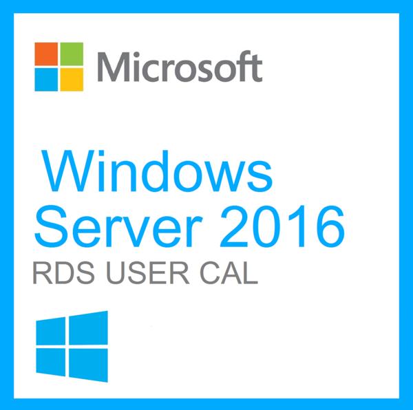 Microsoft Windows Server 2016 - Licens - 50 RDS-enheter CAL
