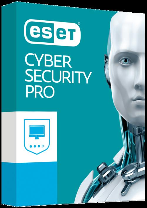 ESET Cyber Security Pro MAC 1 år, 1 användare