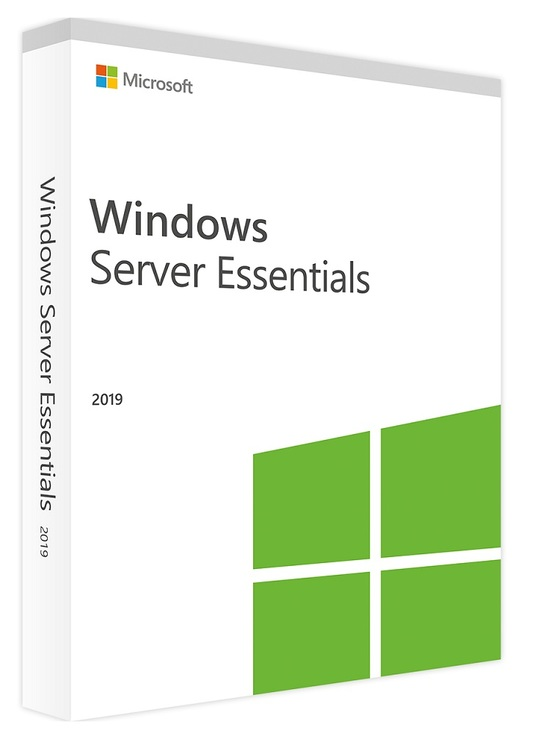Microsoft Windows Server 2019 Essentials Eng (64-bit OEM) DVD