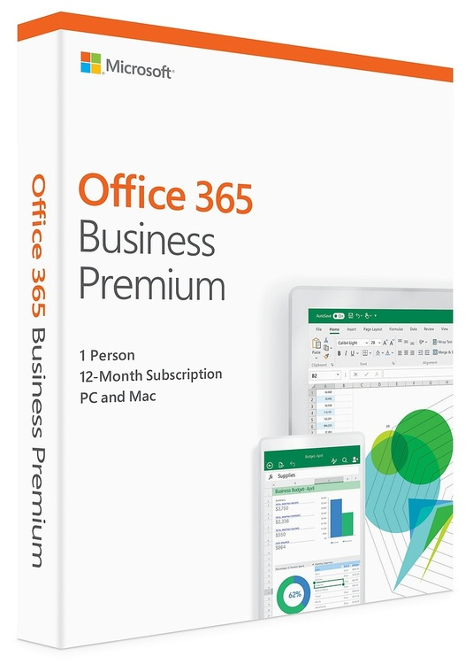 Microsoft Office 365 Business Premium MUI ESD