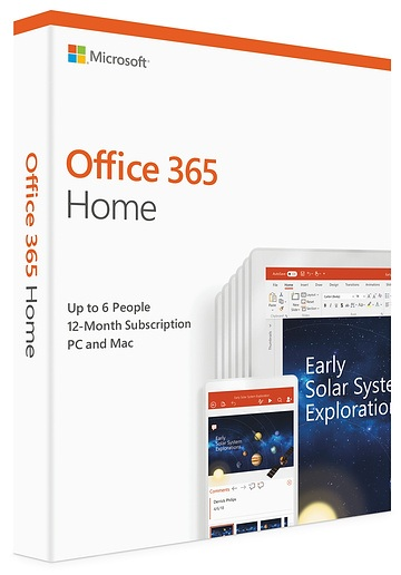 Microsoft Office 365 Home MUI ESD