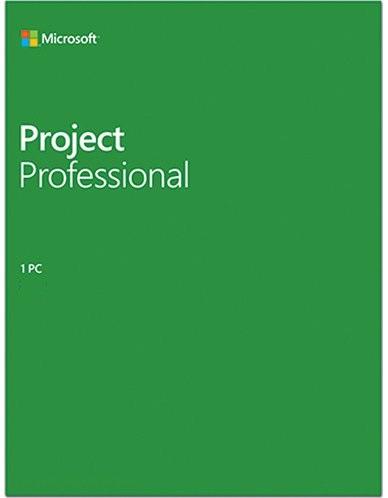 Microsoft Project Professional 2021