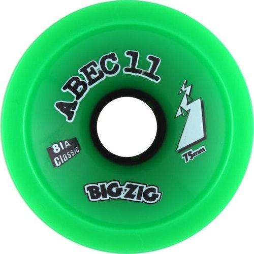Abec11 BigZig 75mm 83A  longboardhjul