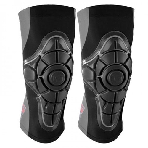 G-Form Pro-X Knee Pads Black Yellow knäskydd