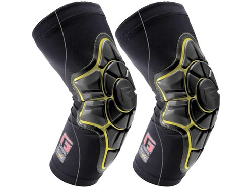 G-Form Pro-X Elbow Pads Black Yellow armbågsskydd