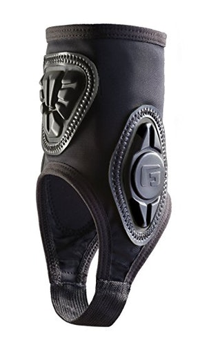 G-Form Pro Ankle Guard Black