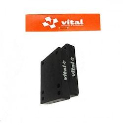 """VITAL RISER SOFT Flat 9/16"""""""
