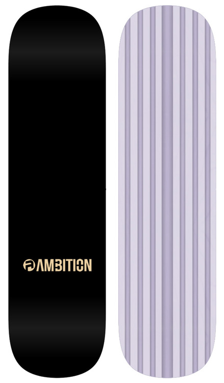 Ambition Snowskates Team Purple 2020