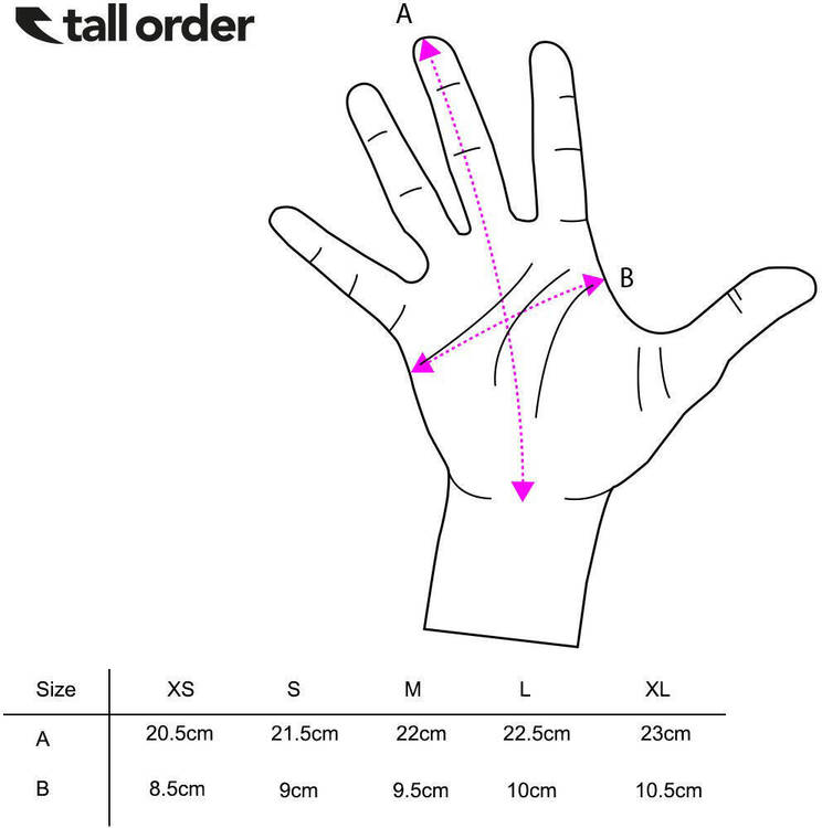 Tall Order Barspin Handskar