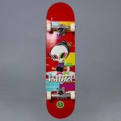 "Blind Reaper Glitch FP Red 7.75"" Komplett Skateboard"