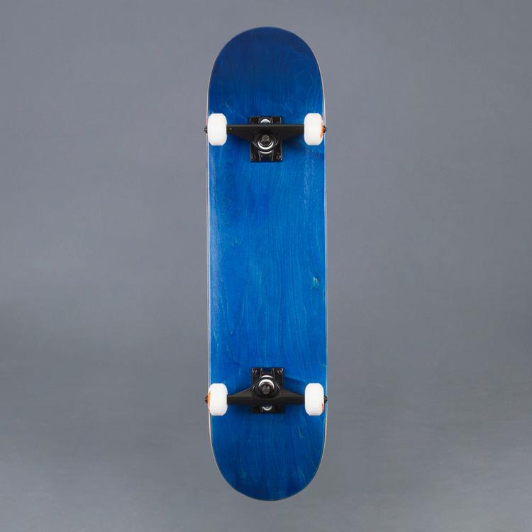 """Actionbolaget Skateboard 8.125"""" Komplett Blue"""
