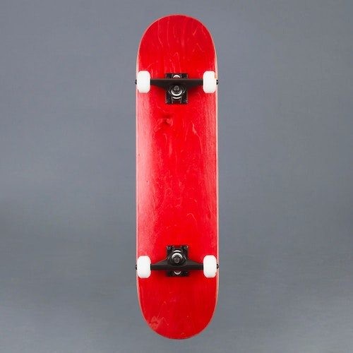 "Actionbolaget Skateboard  7.75"" Komplett Red"