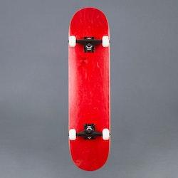 """Actionbolaget Skateboard 8.0"""" Komplett RED"""