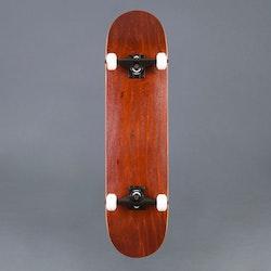 """Actionbolaget Skateboard 7.75"""" Komplett Maroon"""