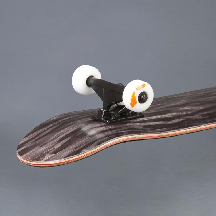 "Actionbolaget Skateboard 7.75"" Komplett BLK"