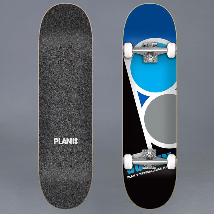 Plan B Joslin Big B 7.87 Komplett Skateboard