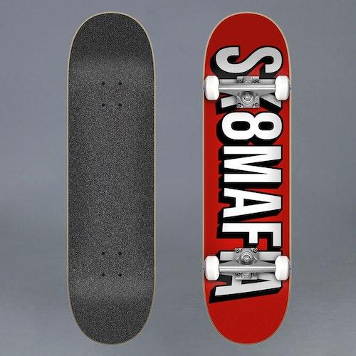 "Sk8Mafia Flix 7.75"" Komplett Skateboard"