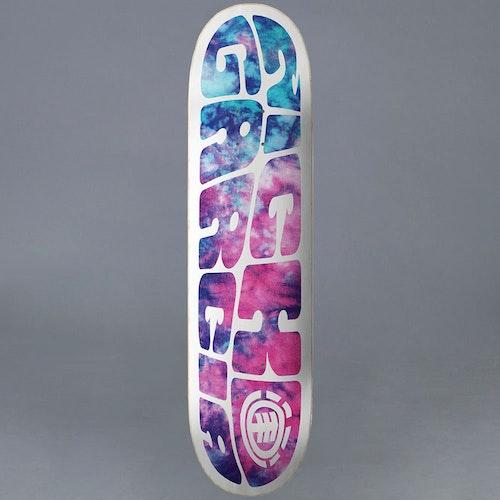 Element Trip out Nick Gar 8.25 Skateboard Deck