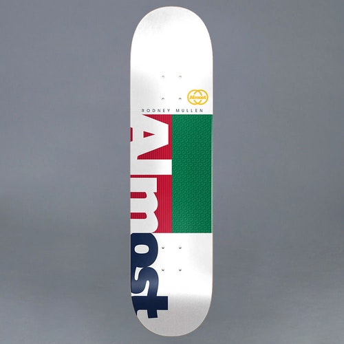 "Almost Mullen Ivy League Impact Light 8.0"" Skateboard Deck"