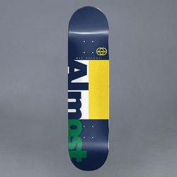 """Almost Max Ivy League Impact Light 8.25"""" Skateboard Deck"""